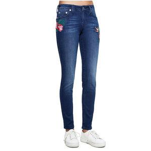 True Religion Women's Curvy Skinny Jeans